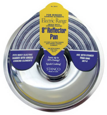 "8"" CHR Reflector Pan"