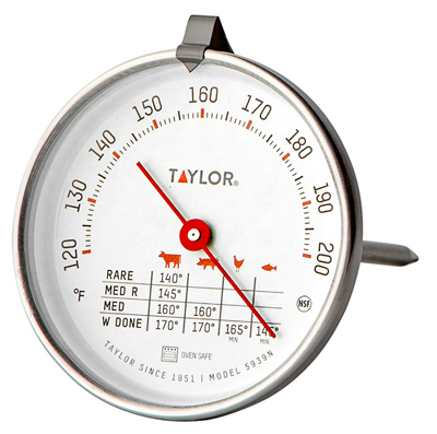 5-1/2 Meat Thermometer