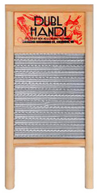 7x8-1/2 Washboard