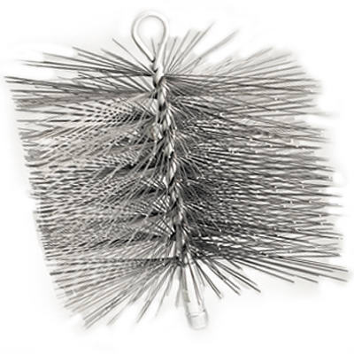 12x12SQ Wire Chim Brush