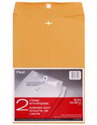 2PK Clasp Envelope