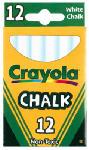 12CT WHT Chalk