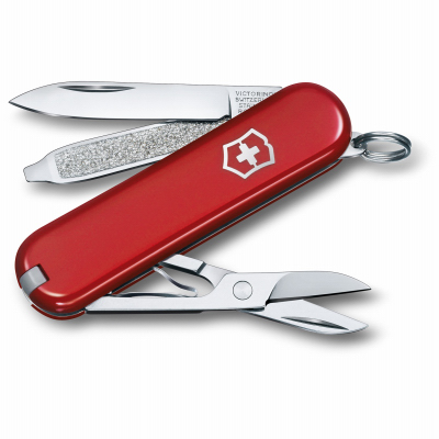 Victorinox Swiss Army Red Classic Swiss Army Knife