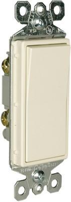 15A ALM GRND SP Switch