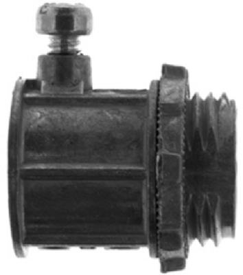 "3/4"" EMT Scr Connector"