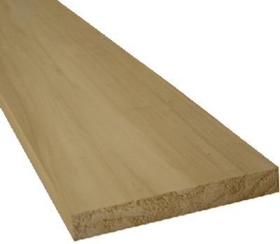 1x6x4 Poplar Board