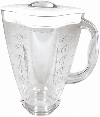 6 Cup Blender Container