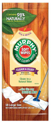 18CT Murphy Soft Wipes