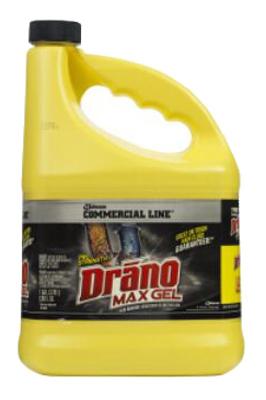128OZ Drano Clog Remove