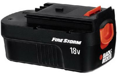 18V Slide Battery