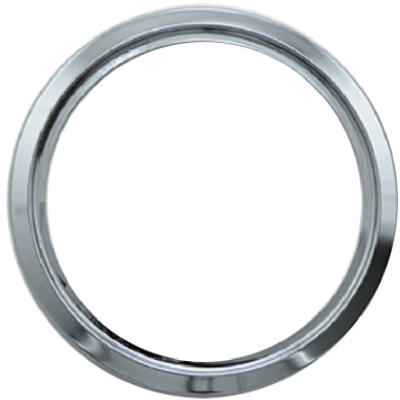 "6"" CHR GE D Trim Ring"