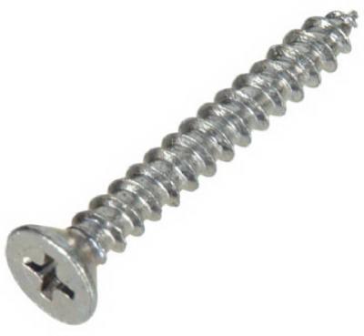 100PK 12x1-1/2 Screw