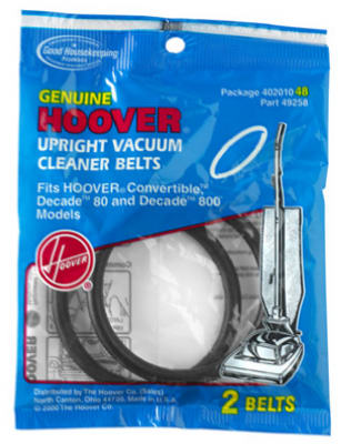 2PK Vacuum Cleaner Belt