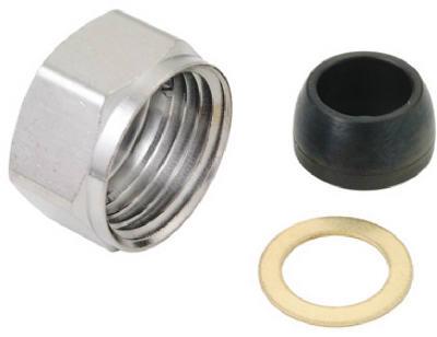 MP1/2Str Fauc Shank Nut
