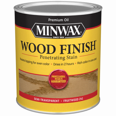 QT Fruitwood WD Finish