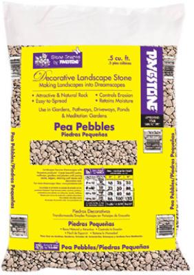 .5CUFT Pea Pebbles