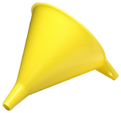 1/2PT Poly Funnel