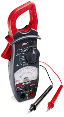 Clamp On Multimeter
