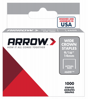 1000PK 9/16 HD Staple