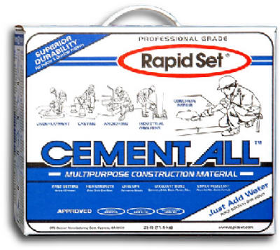 25LB Cement All Box