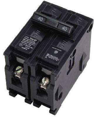 100A 240V DP Breaker
