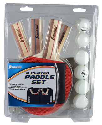 4Play Varsit Tennis Set