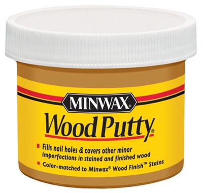 3.75OZ GLD Oak WD Putty