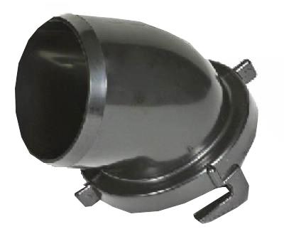 45DEG SewerHose Adapter