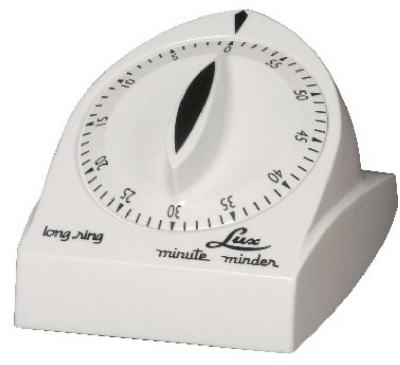 WHT Long Ring Timer
