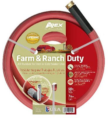 3/4x50 RED Farm Hose