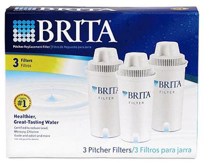 3PK Brita Repl Filter - Woods Hardware