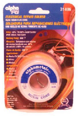 OZ .062 Elec Solder