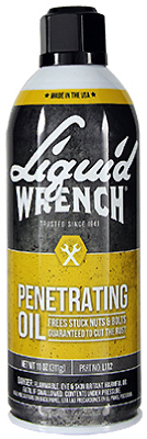 11OZ LIQ Wrench Oil