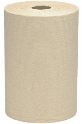 12PK NAT HardRoll Towel - Woods Hardware