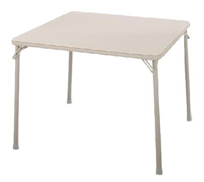 34x34 Sand Fold Table