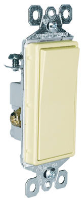15A IVY 3WY Deco Switch - Woods Hardware