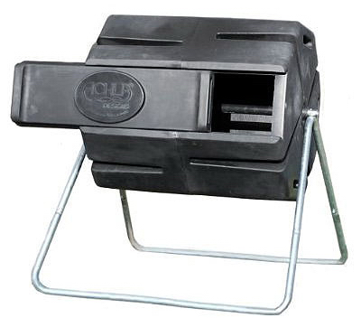 BLK Tumbling Composter