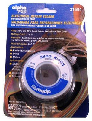 3OZ.062Elec Lead Solder