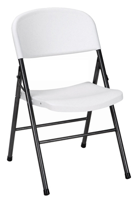 WHT Speck Molded Chair