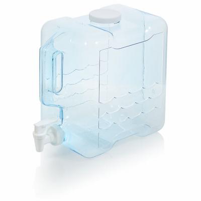 2GAL BLU Bev Container