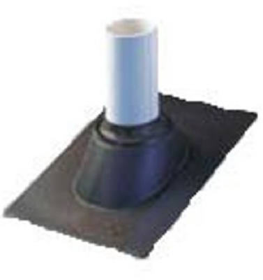 "4"" Plas Roof Flashing"