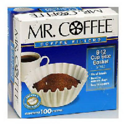 100CT Coffee Filter