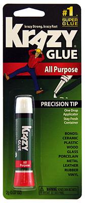 2G Tube Krazy Glue