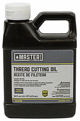 MP PT Thread Cut Oil
