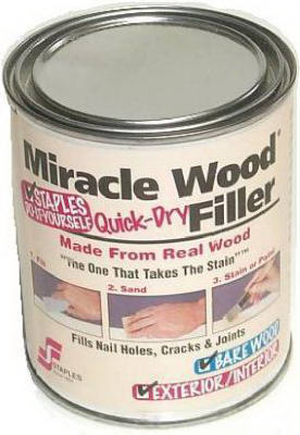 1/4LB Miracle WD Filler