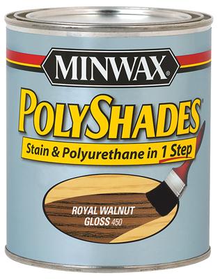 1/2PT GLS Wal Polyshade