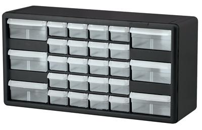 26 Drawer Cabinet