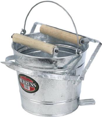 12QT Comb Mop Bucket