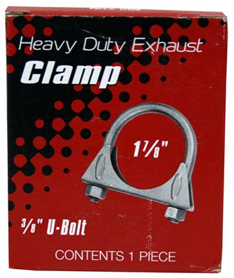 "1-7/8"" HD Muffler Clamp"