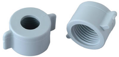 "1/2"" Coup Nut/Washer"